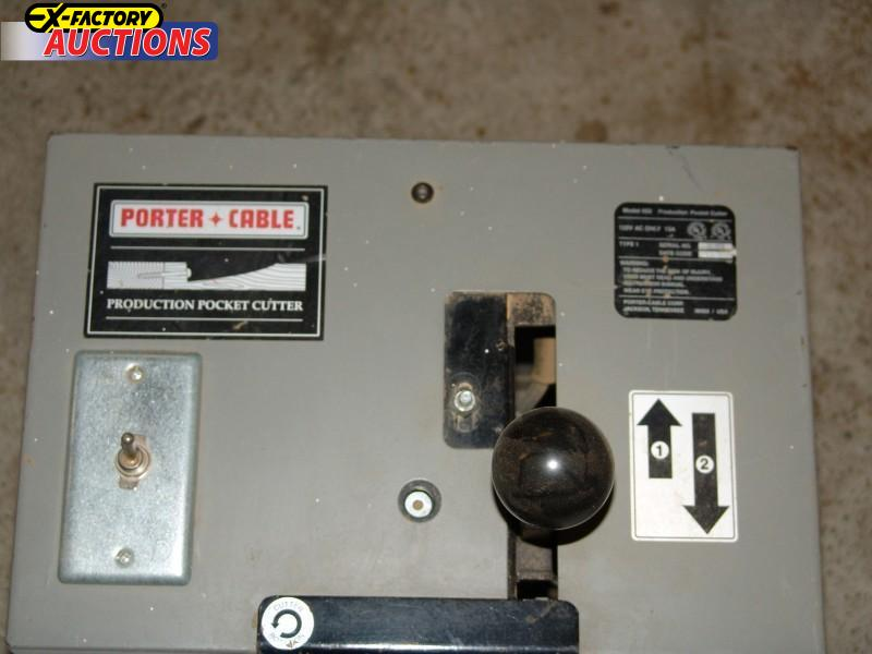 porter cable pocket machine