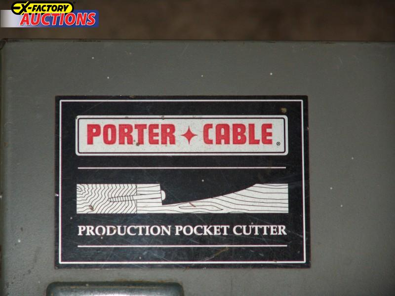 porter cable 552 pocket machine