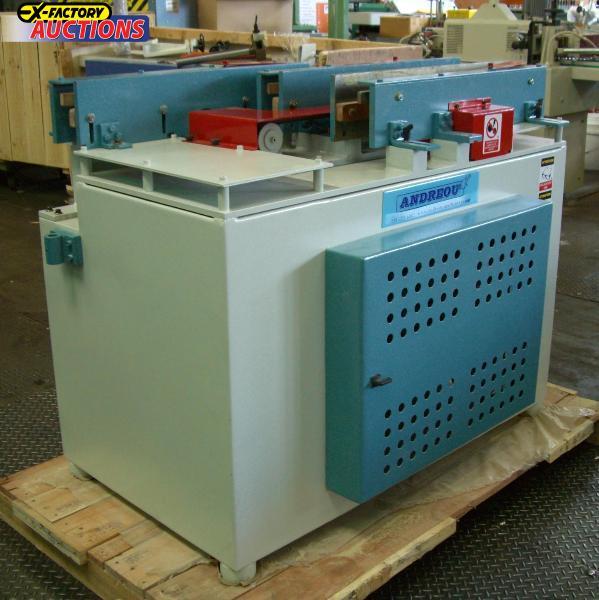 raised panel door machine